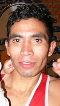 Eddie Valenzuela Barillas clasificado a Beijing 2008 (Foto del periodista Fredy Godoy)