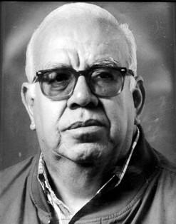 Periodista Fidel Echeverría Méndez