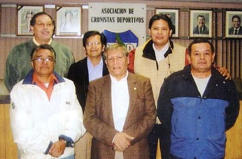 Directivos de la ACD, período 2007