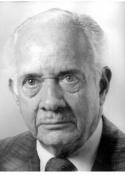 1949 Héctor Berger Reyes, fundador de la ACD y su primer presidente (13 de diciembre de 1927 - )
