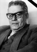 1947 (1) Clemente Marroquin Rojas (12 de agosto de 1897 - 12 de abril de 1978), fundador de la APG y su primer presidente, fundador del diario La Hora
