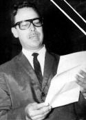 1953 Pedro Julio García, fundador de la APG, fundador y Director del periódico Prensa Libre