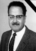 1959 Francisco Méndez, fundador de la APG