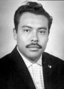 1968 Víctor Hugo de León Mollinedo (9 de agosto de 1934 - )