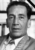 1985 David Vela Salvatierra (25 de febrero de 1901 - 19 de febrero de 1992) Director del periódico El Imparcial