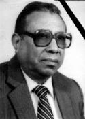 1997 Julio R. Mendizábal Guzmán (23 de octubre de 1920 - 30 de diiembre de 2002)