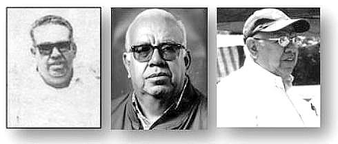 Tres aspectos fases de la vida deportiva del experimentado periodista Fidel Echeverría Méndez