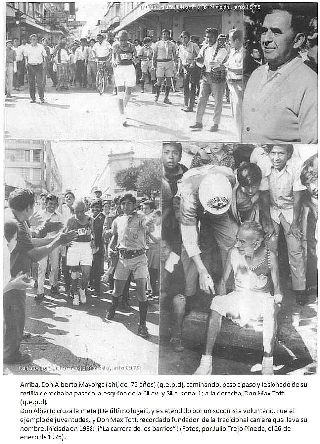 Max Tott Alberto Mayorga qep descansen fotos jtp 1975  de enero