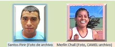 Santos Piir -Merlín Chalí -nac de campo traviesa al 21012012