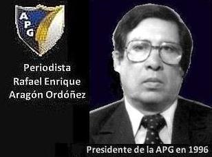 rafael enrique aragón ordóñez- APG presidente 1996---