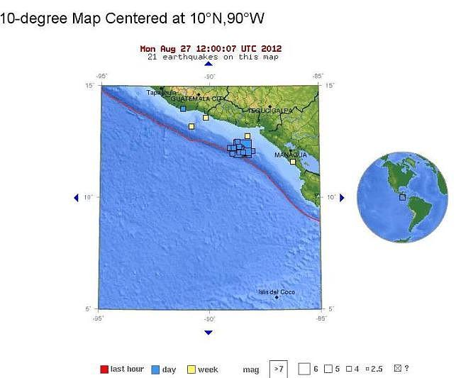 El Salvador 27082012   USGS