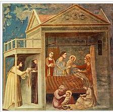 Nacimiento de la Vigren María -