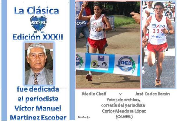 Víctor Manuel Martínez Escobar -Merlin Chalí José Carlos Raxón -