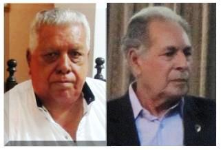 José Miguel Álvarez y Miguel Ángel Albizures