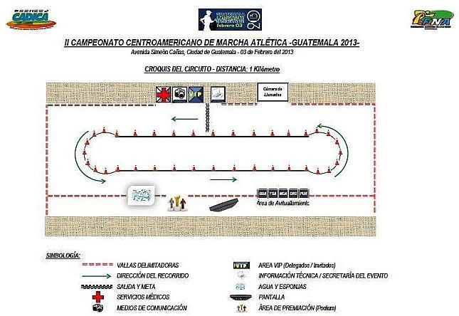 CA de marcha atlética GUA 03022013 categorías-mapa