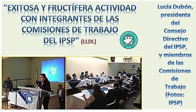IPSP reunión CD y C d T 2013-201 -sábado 16/03/2013 en el IPSP