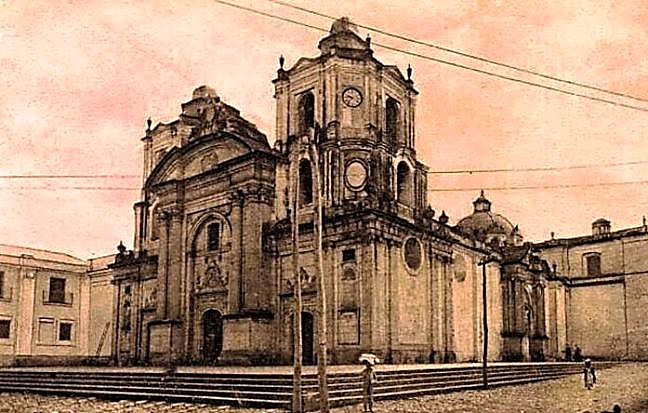 Templo de La Merced-Guatemala.