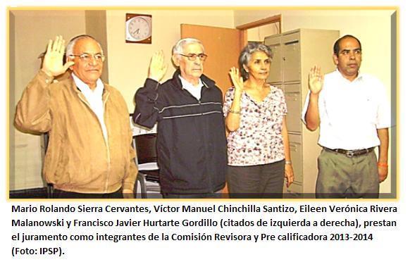 IPSP -Juramentados...20032013