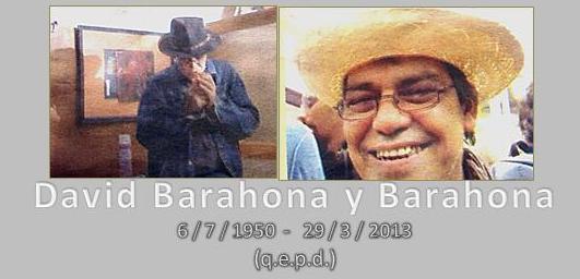 David Barahona y Barahona +29032013 -a 62 años