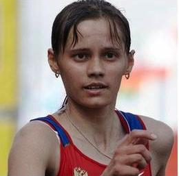 Elena Lashmanova -Rusia.