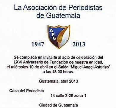 nvitación 10-abril 2013- 66 años -