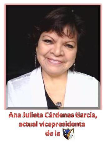 Ana Julieta Cárdenas García..