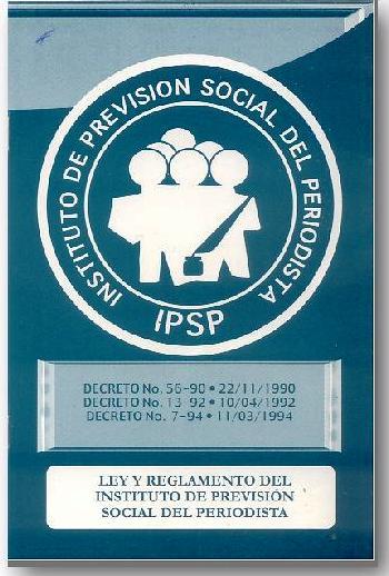 IPSP Ley y reglamento -caratula-2013