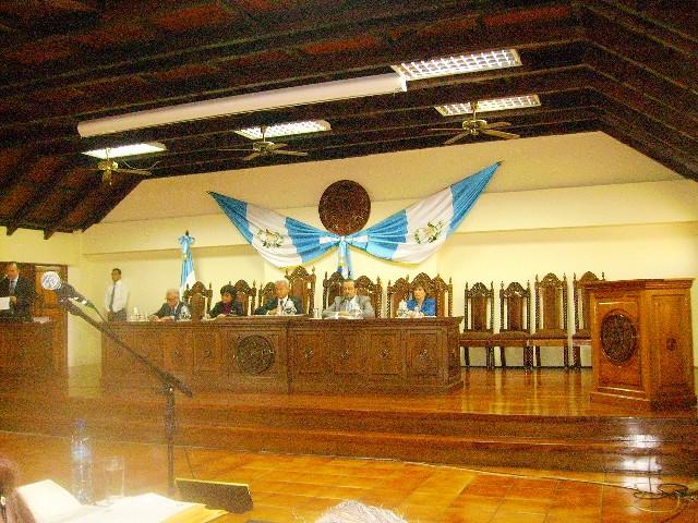 Magistrados de la CC . 9/5/2013.