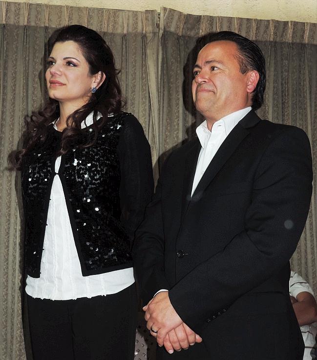 Karina de Rottman y Otto Rottman 29 nov 2013 -bctm