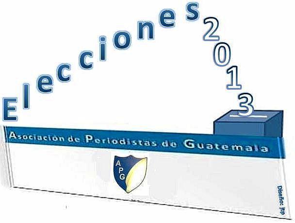 Diseño elecciones  LOGO 2013