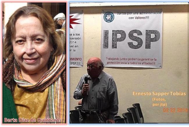 Berta Rivas de Quinters - Ernesto Sappe vTobías -jtp - 30112013 y 22022014