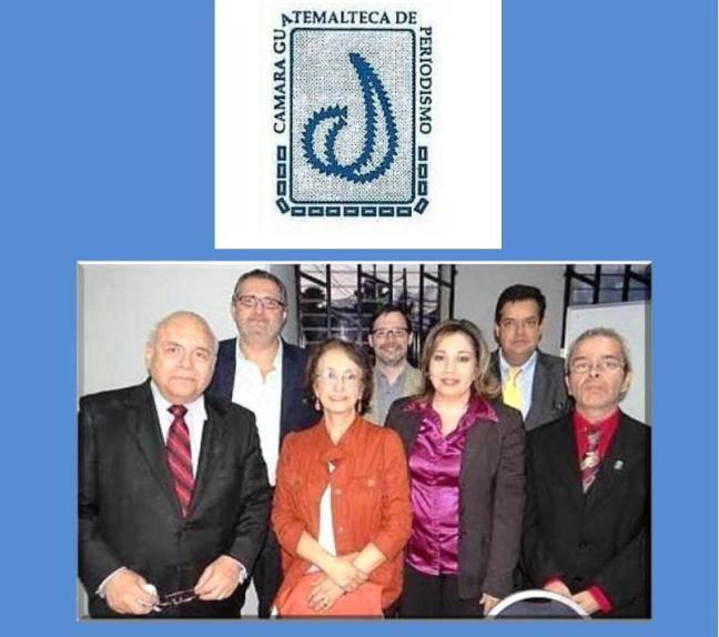 Junta Directiva CGP 2013-2014