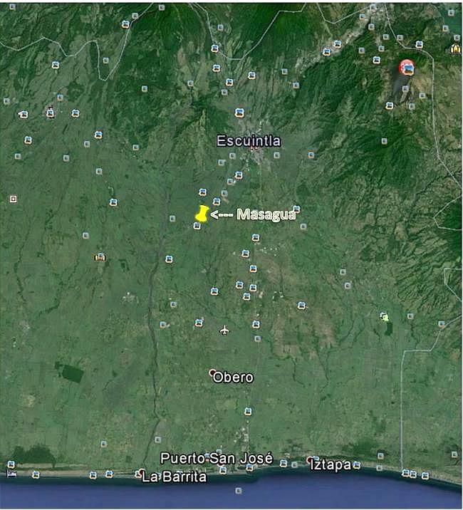 (Fuente básica de datos: Google Earth)