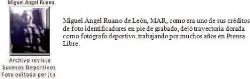 Miguel Ángel Ruano de León - Foto editada por jtp. --