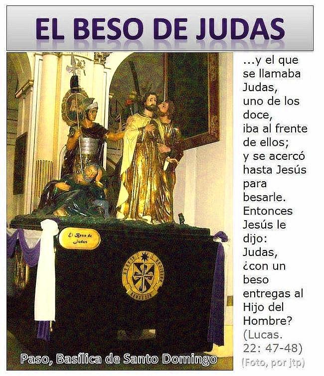 02 El  beso de Judas