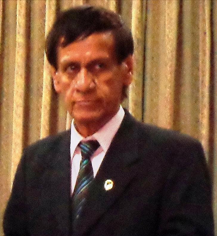 Hugo Rolando López, presidente de la  APG, 2014 (jtp 10042014).