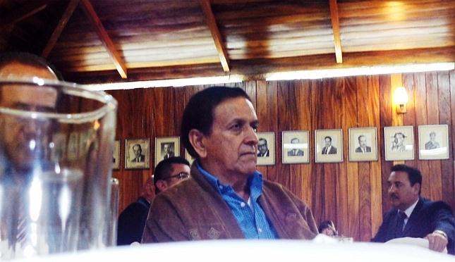 José Luis López Quiroa, presidente del IPSP, período  2011-2012 ( (jtp 10042014)