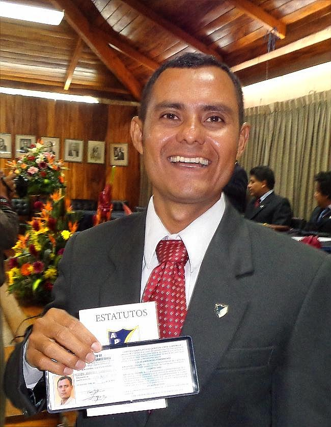 Melvin Antonio Sandoval Morales, asociado, registro, 682 (jtp -10042014)-