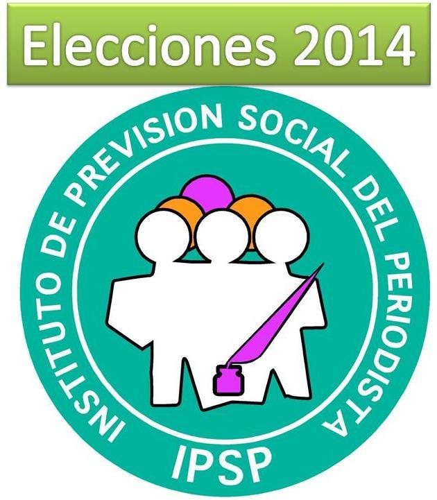 Elecciones 2014 ---  IPSP LOGO