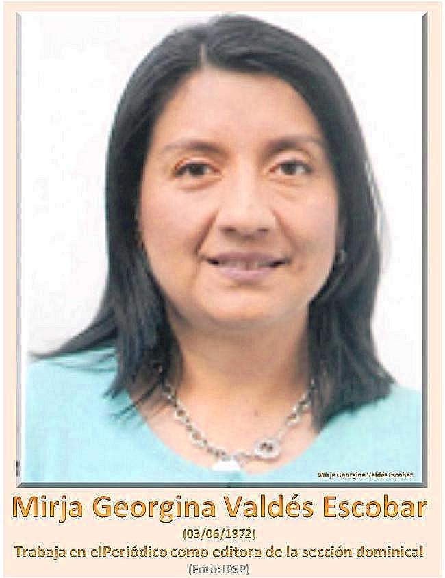 Mirja Georgina Valdés Escobar u - sept-2014