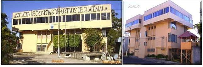 Edificio sede de la ACD frente y fondo -Fotos por  JTP---