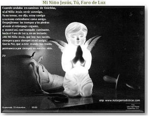 Faro de Luz -niño Jesús 2512