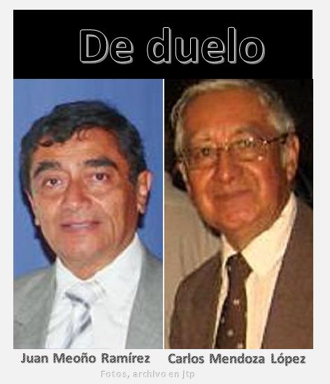 Juan Meoño Ramírez - Carlos Mendoza López