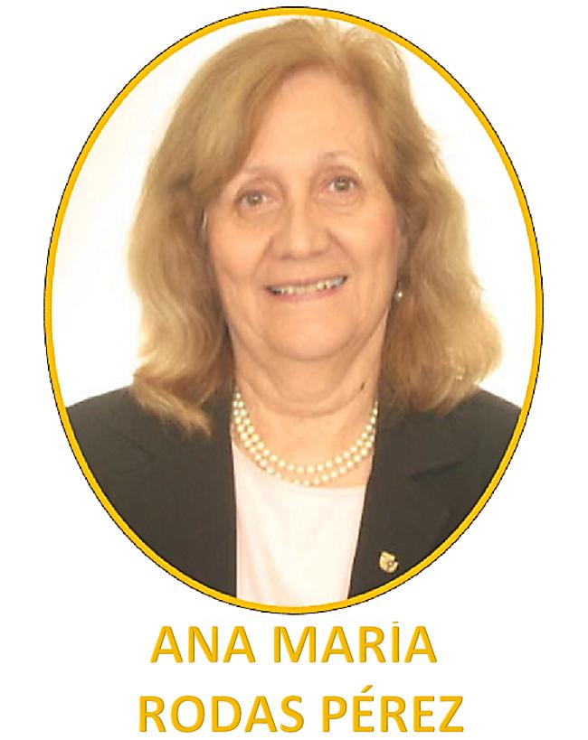 ANA MARÍA RODAS PÉREZ