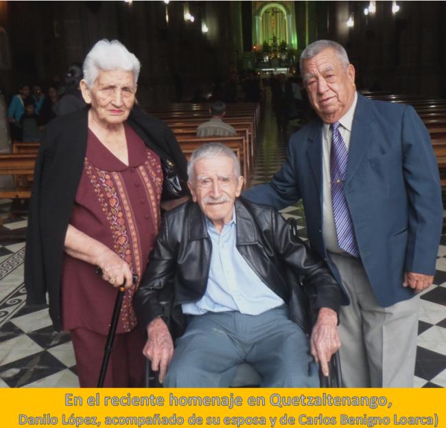 ESPOSA -DANILO LOPEZ Y CARLLOS BENIGNO L0ARCA QUIÑONEZ SET2015