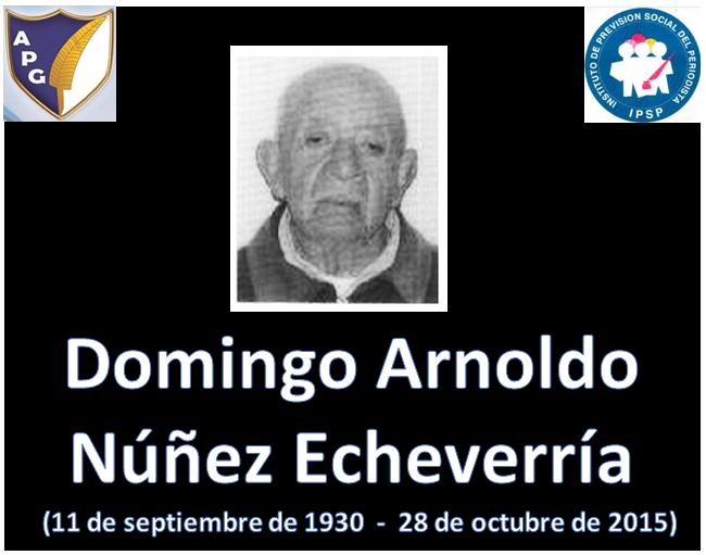 ARNOLDO NUÑEZ ECHEVERRIA IPSP