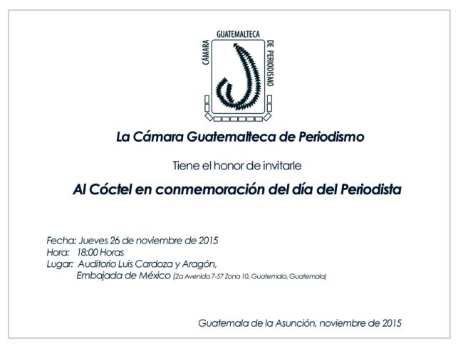 CGP DIA DEL PERIDISTA 2015