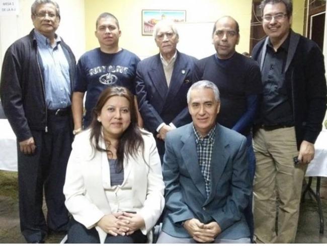 Consejo Directivo actual- - - a 20 de noviembre de 2015 - foto IPSP