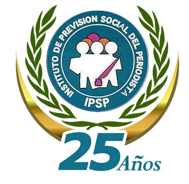 IPSP LOGO POR 25 AÑOS 20-11-2015