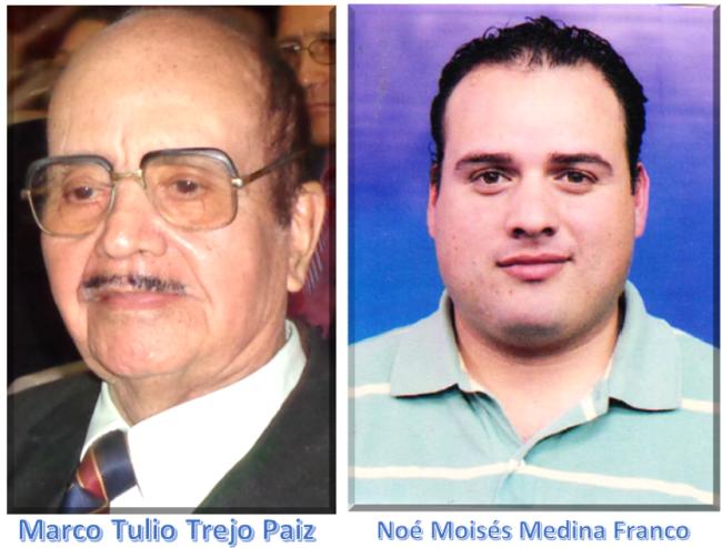 IPSP Marco Tulio Trejo Paiz -y Noé Moises Medina Franco -